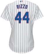 Majestic, Women's Anthony Rizzo Chicago Cubs Replica Jersey