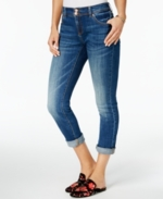 INC International Concepts, Inc International Concepts Cuffed Boyfriend Jeans, Only at Macy's