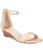 Cole Haan, Cole Haan Adderly Wedge Two-Piece Sandals Women's Shoes