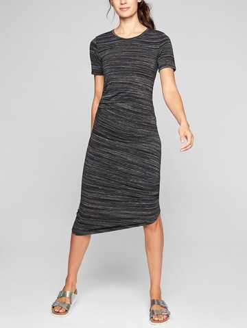 Athleta, Womens Downtown Dress Black