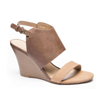 Chinese Laundry, Baja Sandals in Tan/biscuit